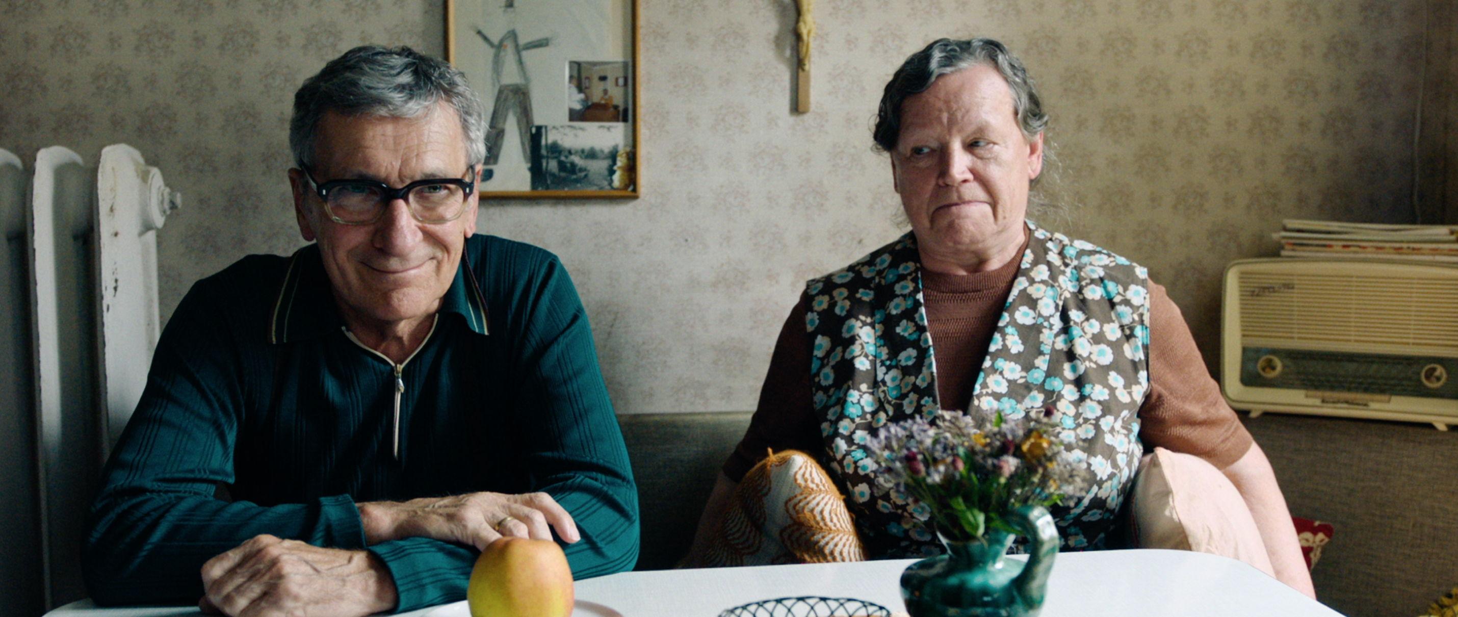 Der Junge muss an die frische Luft - die Großeltern - Regie Caroline Link - Kamera Judith Kaufmann