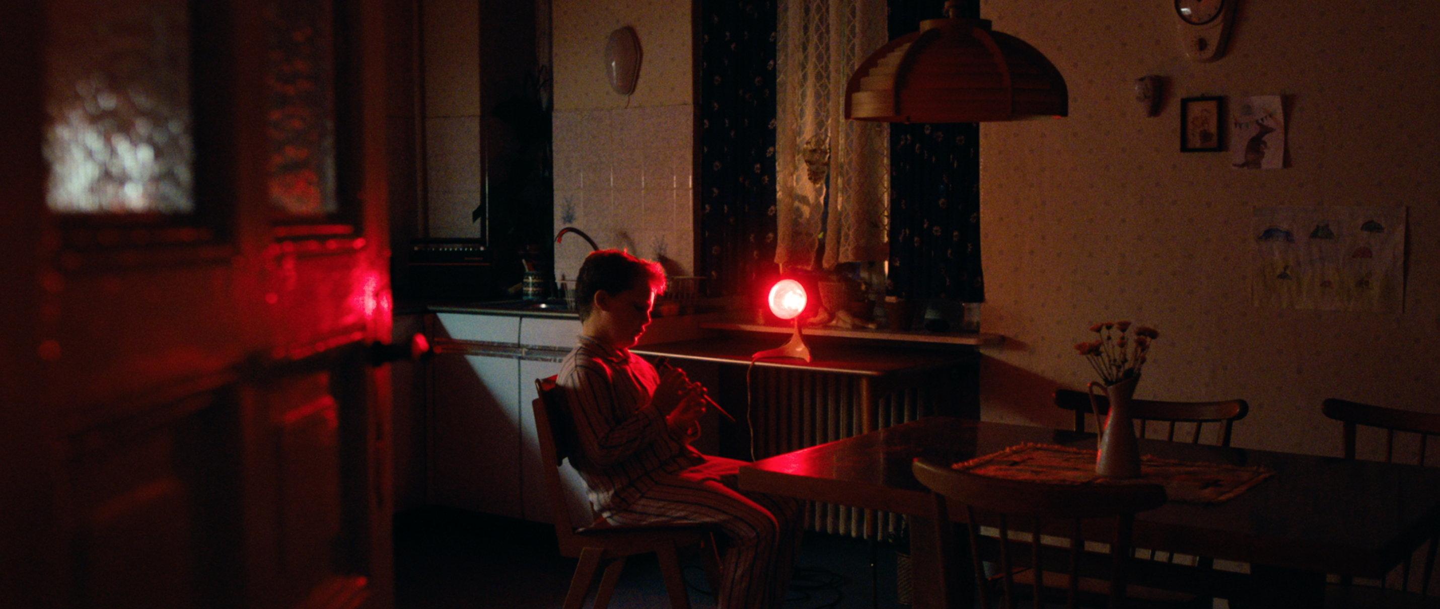 Der Junge muss an die frische Luft - all about me - Hape Nachts im Schlafanzug - Regie Caroline Link - Kamera Judith Kaufmann