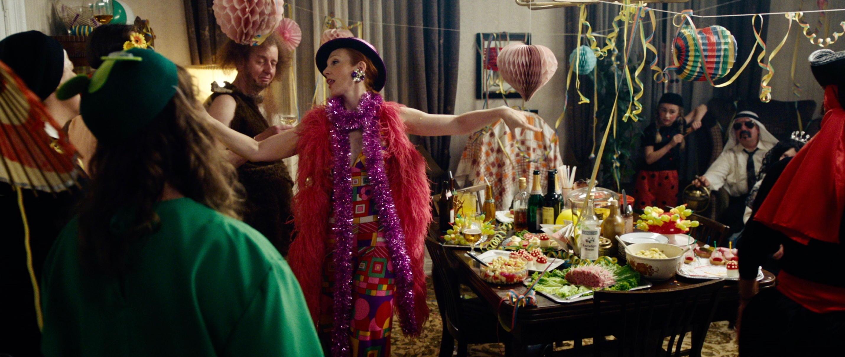 Der Junge muss an die frische Luft - all about me - Karneval - Regie Caroline Link - Kamera Judith Kaufmann