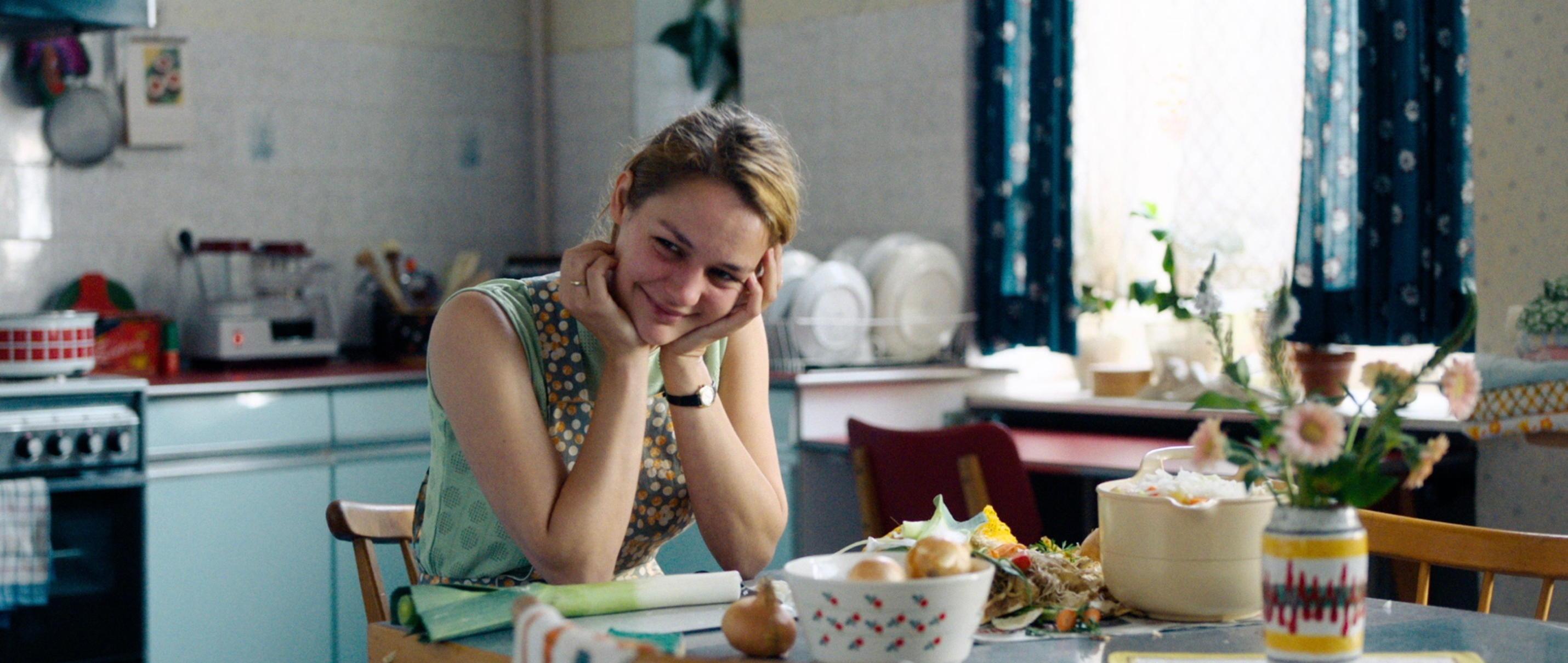 Der Junge muss an die frische Luft - all about me - Luise Heyer als Hapes depressive Mutter Margret - Regie Caroline Link - Kamera Judith Kaufmann
