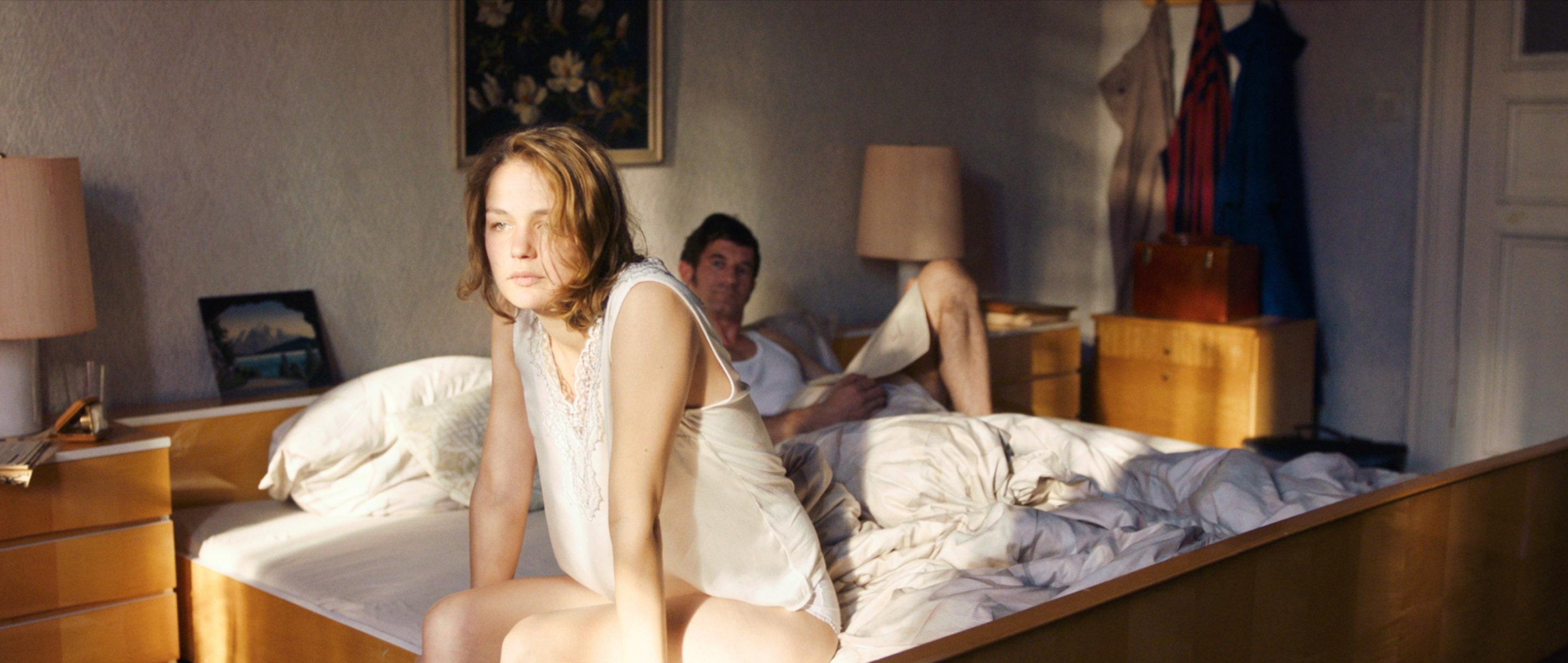 Der Junge muss an die frische Luft - all about me - Schwermut - Hapes Mutter in tiefer Depression - Regie Caroline Link - Kamera Judith Kaufmann