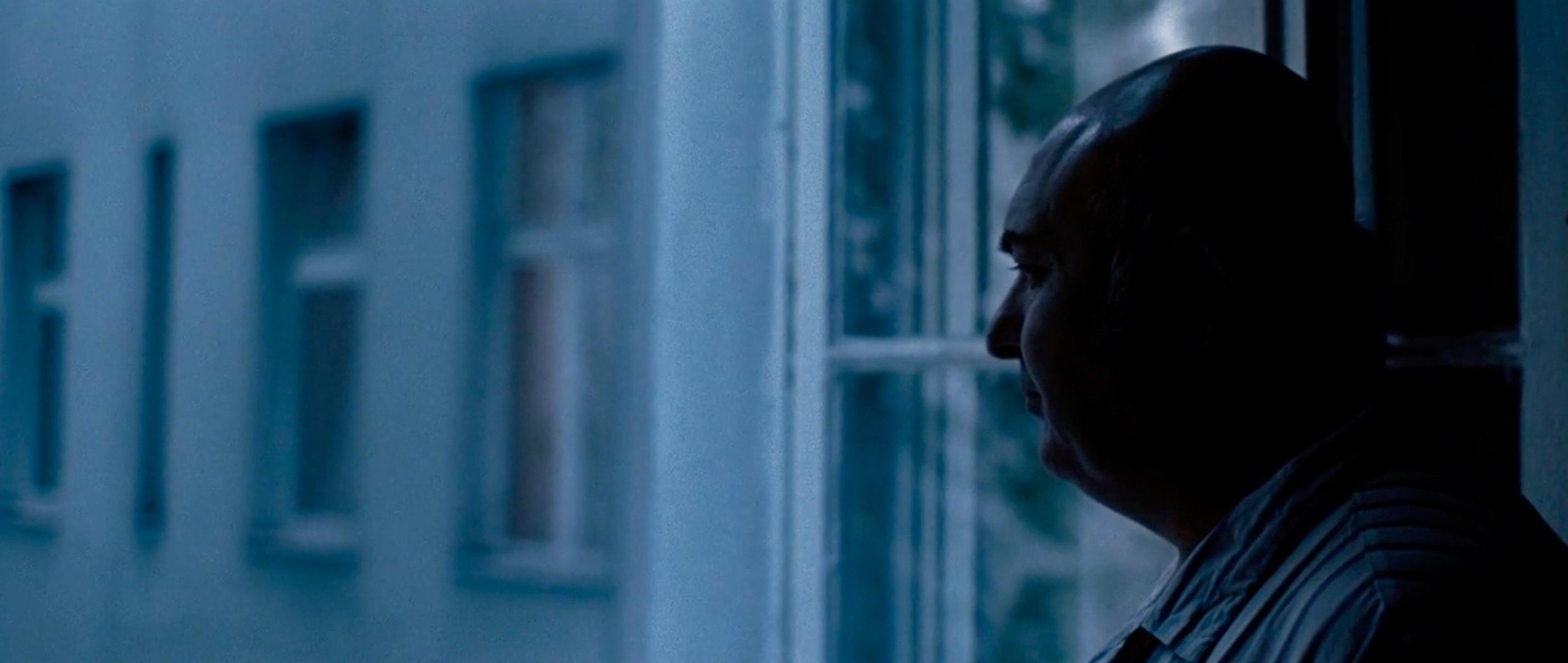 Die Fremde - Settar Tanrıöğen spielt Umays Vater Kader - Regie: Feo Aladag - Kamera Judith Kaufmann
