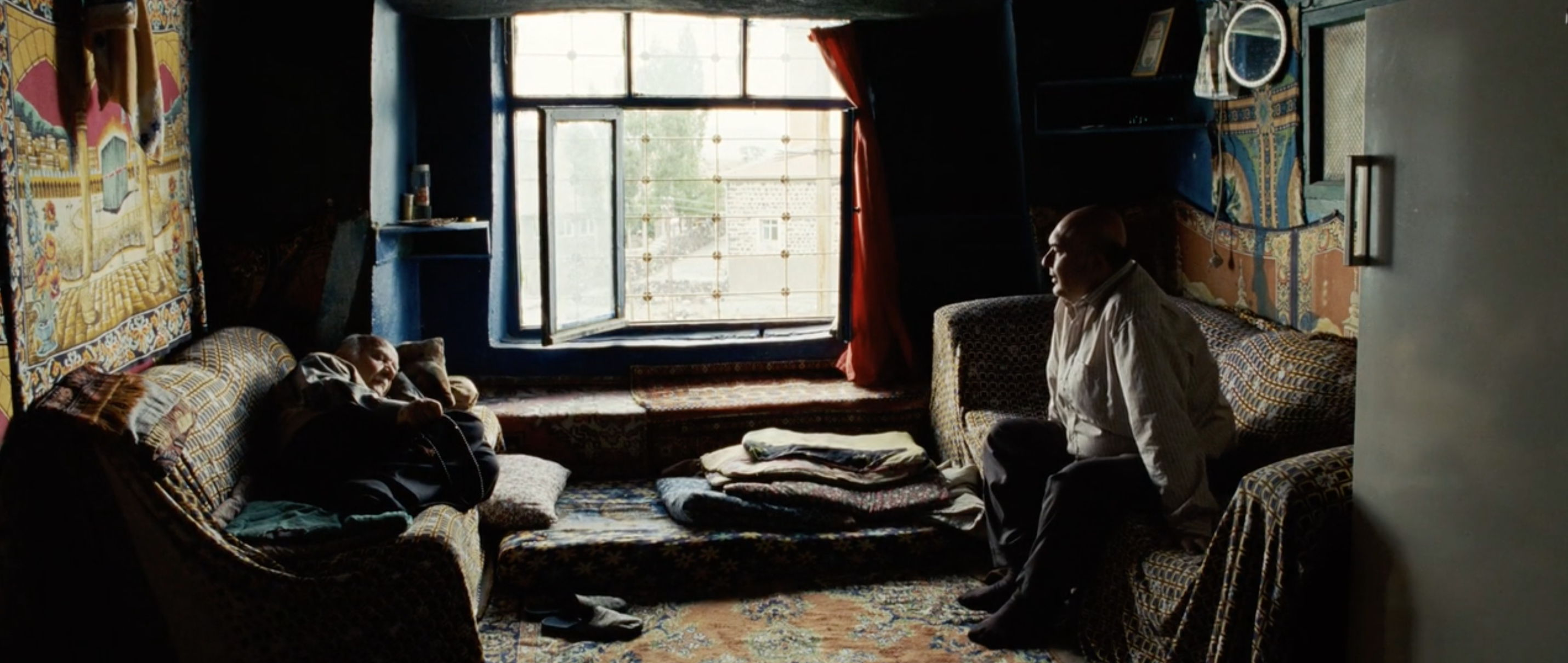Die Fremde - When We Leave - Filmszene mit Umays Vater - Regie: Feo Aladag - Kamera Judith Kaufmann