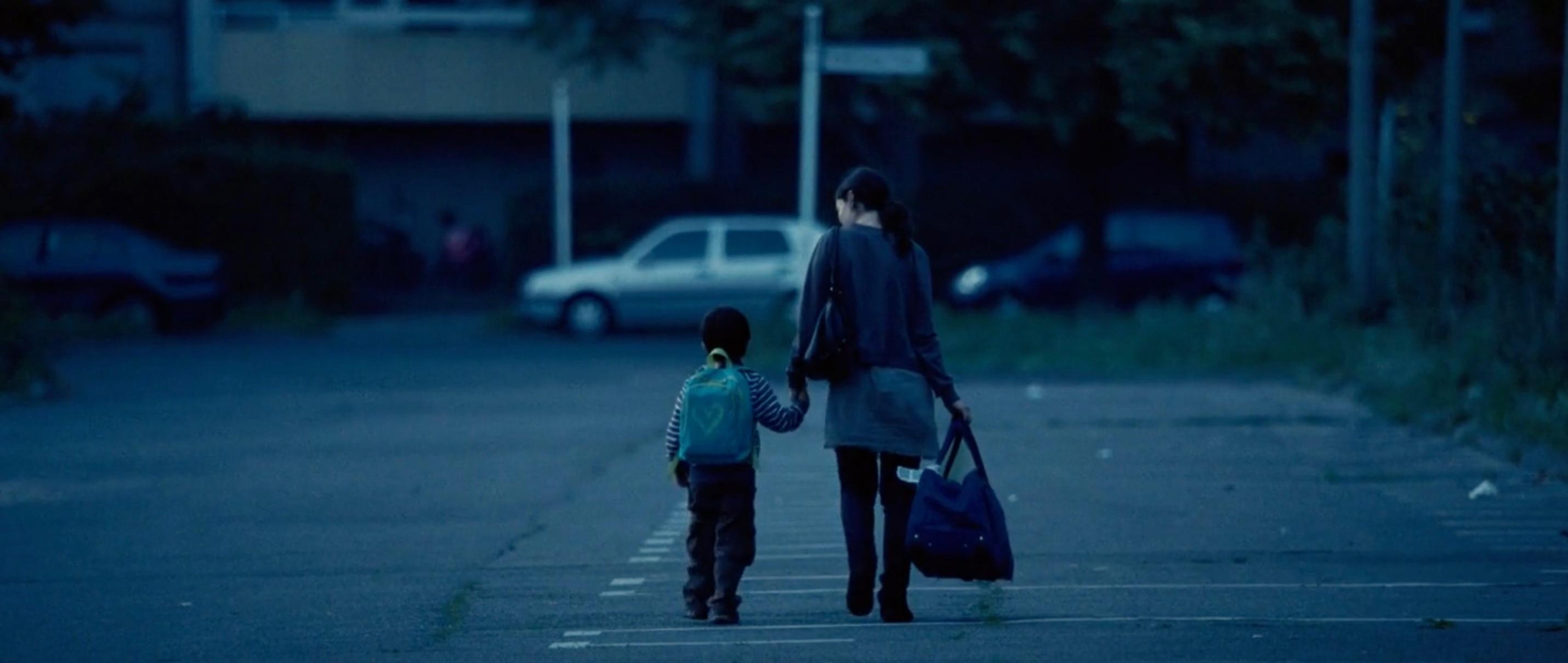 Die Fremde - When We Leave - Umay flüchtet mit Cem - Regie: Feo Aladag - Kamera Judith Kaufmann