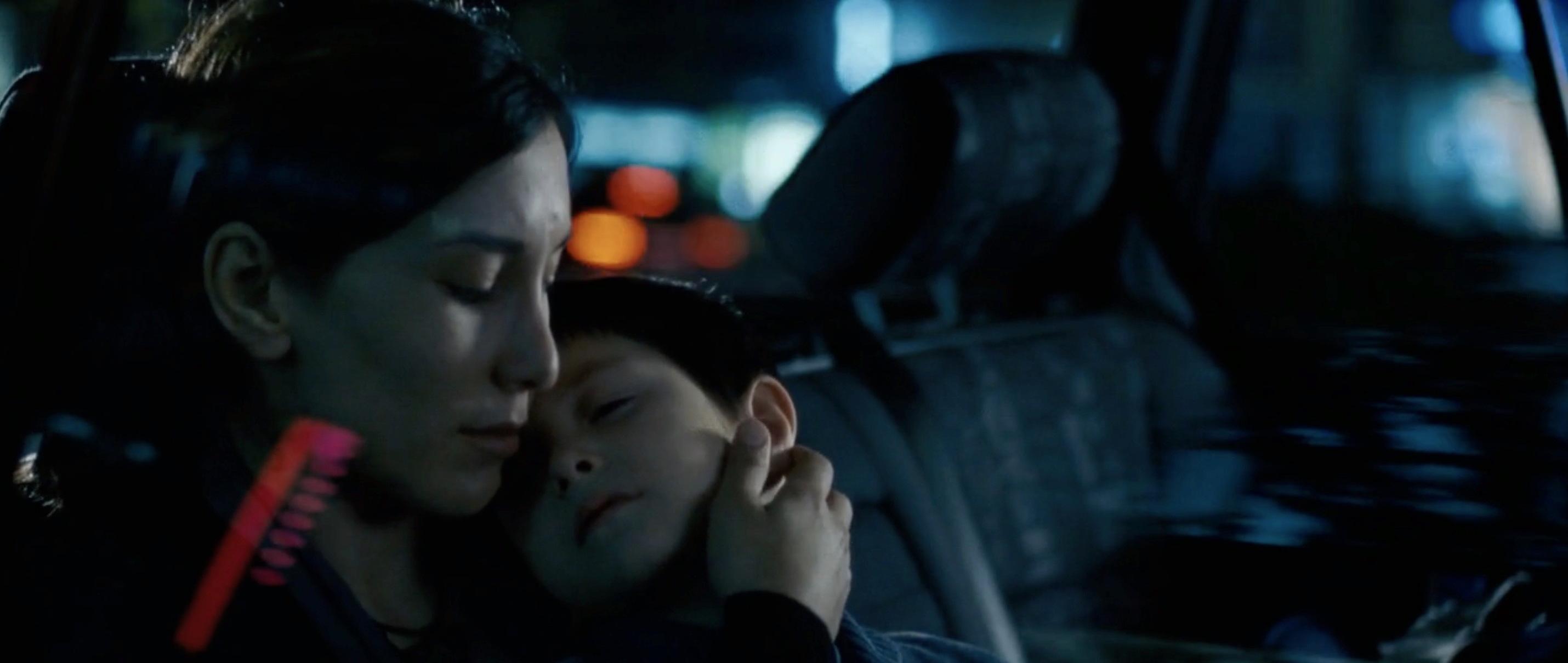 Die Fremde - When We Leave - Umay mit Sohn Cem - Regie: Feo Aladag - Kamera Judith Kaufmann