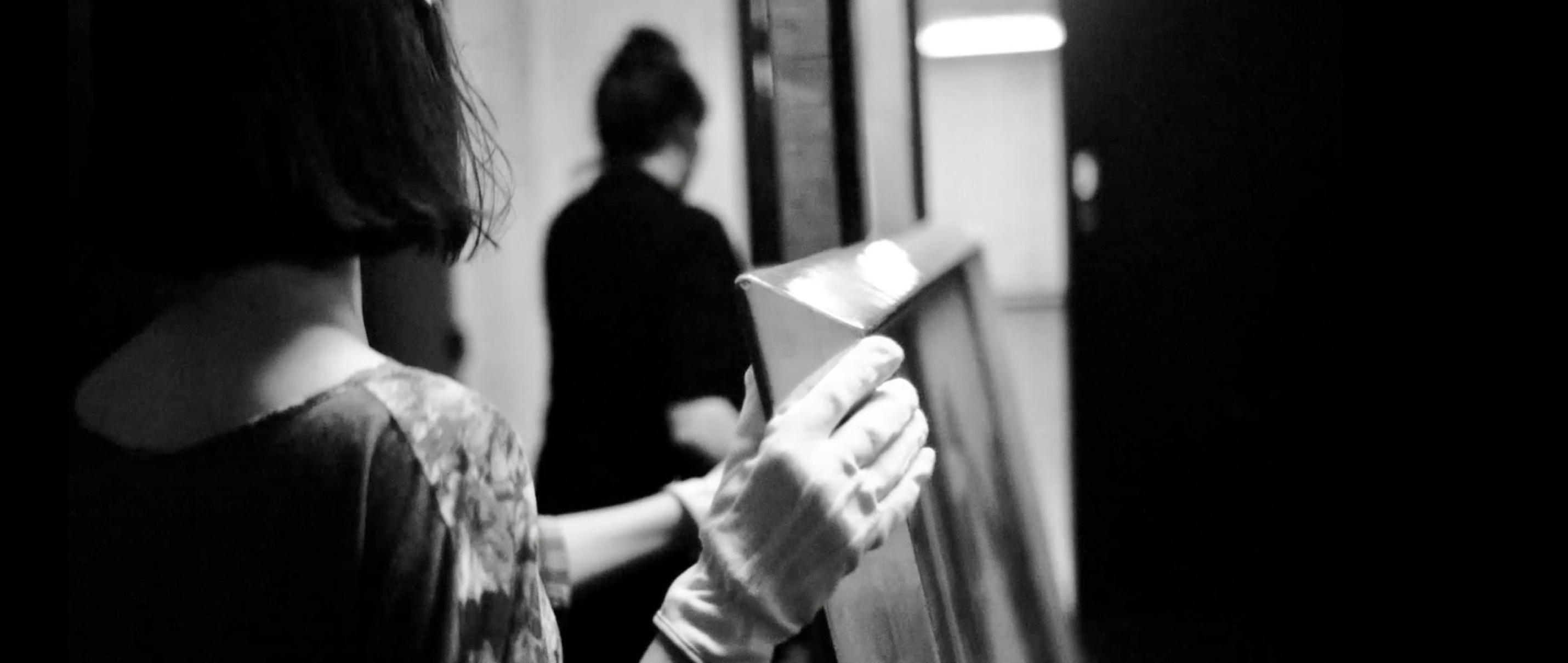 Die neue Nationalgalerie - Dokumentarfilm von Ina Weisse - Kamera Judith Kaufmann - Räumung