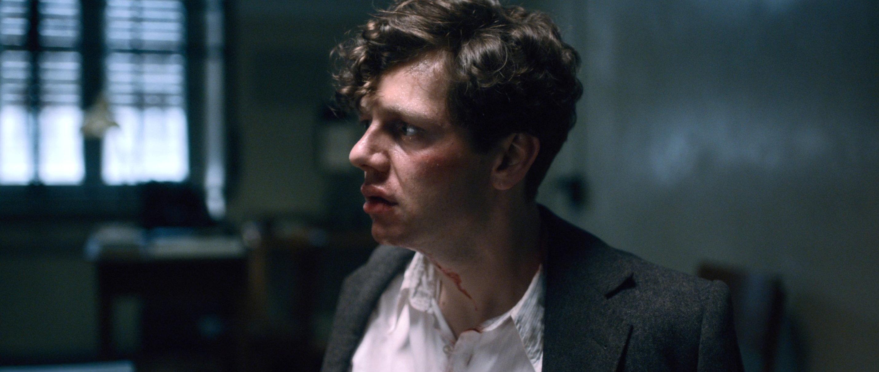 Elser - 13 Minutes - Georg Elser gespielt von Christian Friedel - Regie Oliver Hirschbiegel - Kamera Judith Kaufmann
