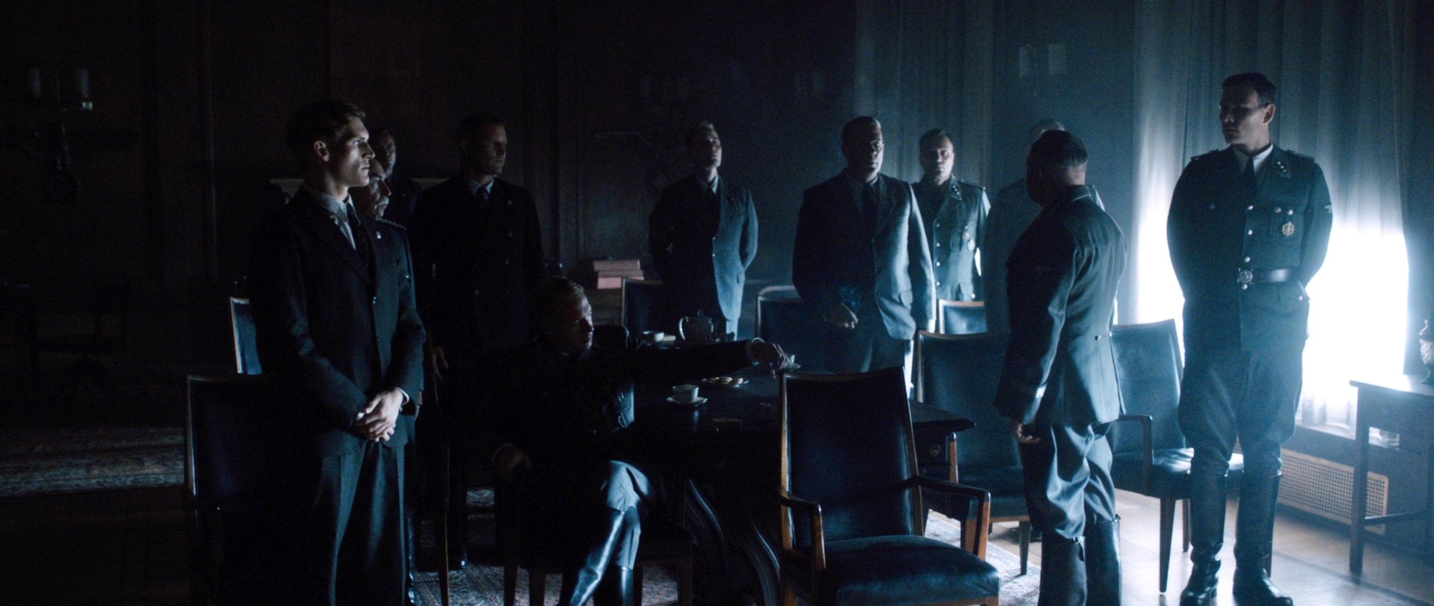 Elser - 13 Minutes - Gestapo - Regie Oliver Hirschbiegel - Kamera Judith Kaufmann
