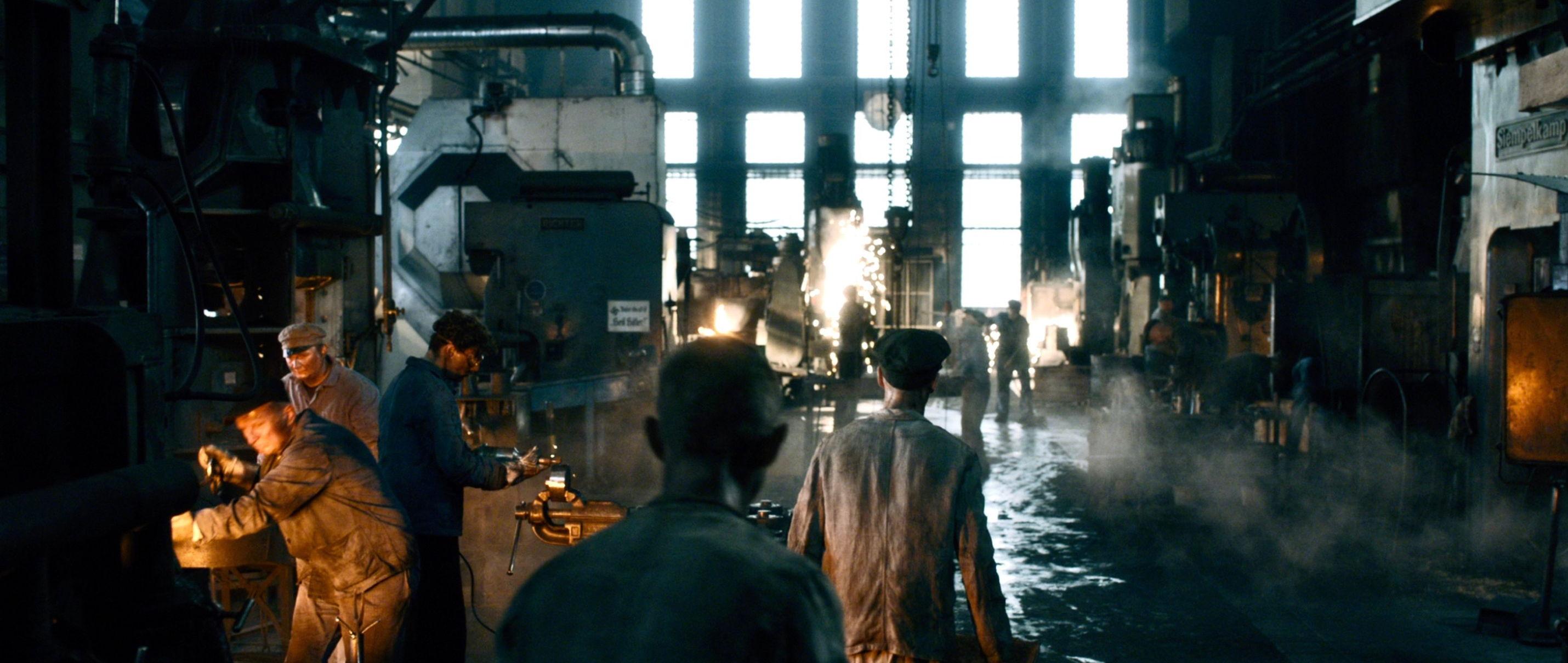 Elser - 13 Minutes - Widerstandskämpfer Georg Elser - Regie Oliver Hirschbiegel - Kamera Judith Kaufmann