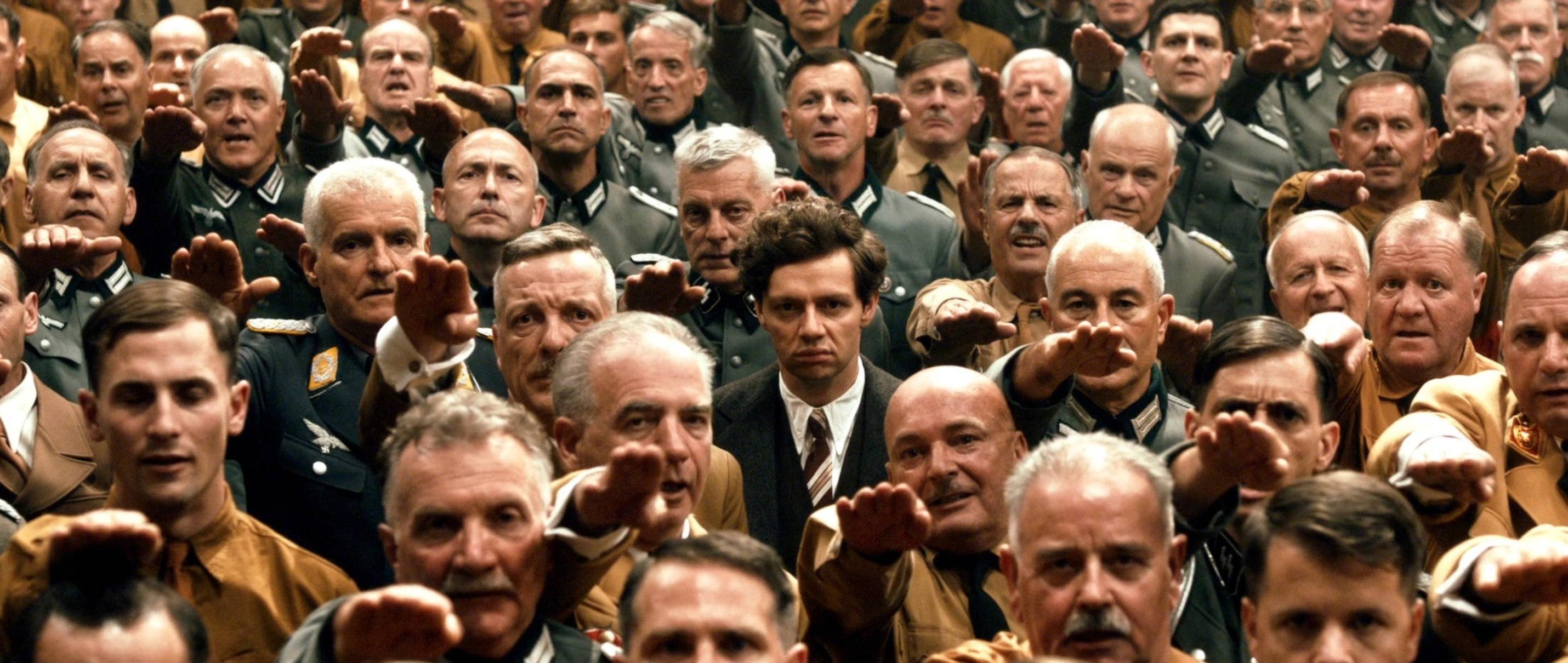 Elser - Elser verweigert den Hitlergruß- Regie Oliver Hirschbiegel - Kamera Judith Kaufmann