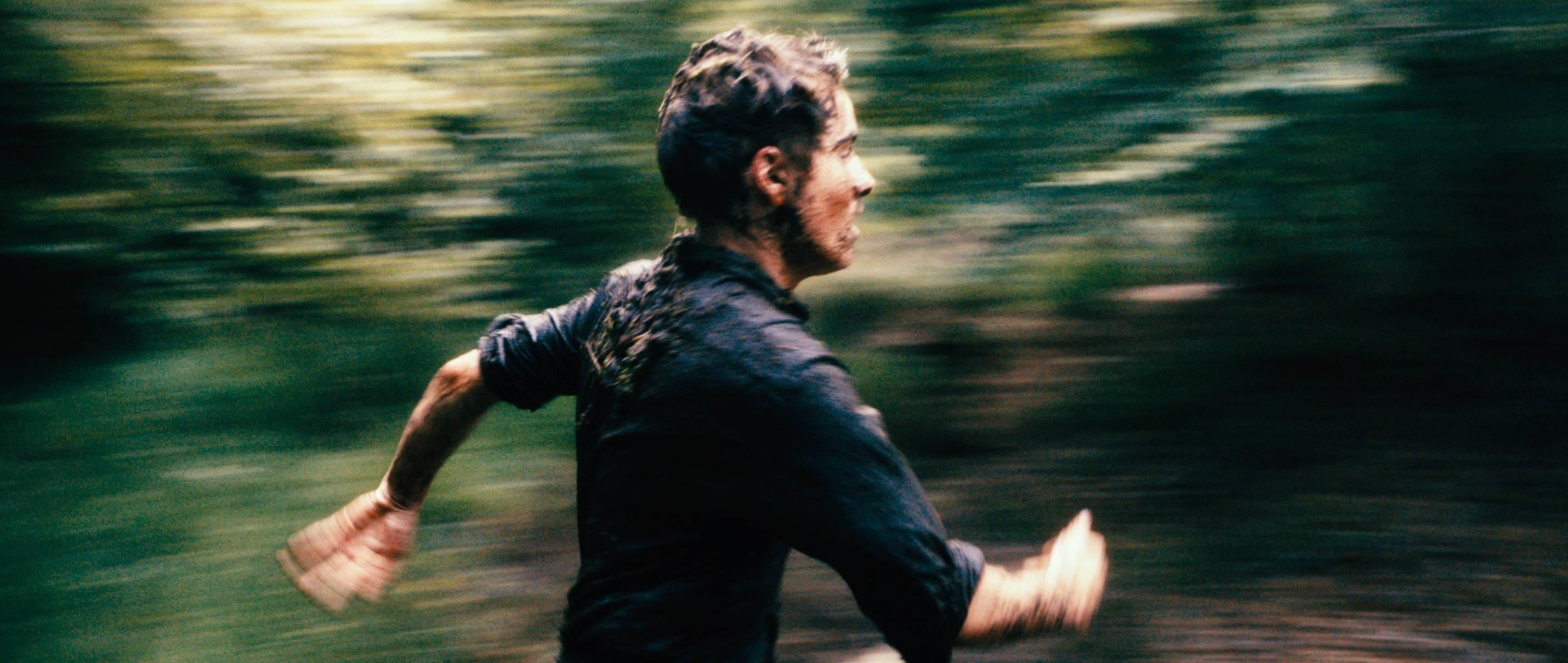 Freistatt Sanctuary - Wolfgang rennend auf der Flucht - Regie Marc Brummund - Kamera Judith Kaufmann