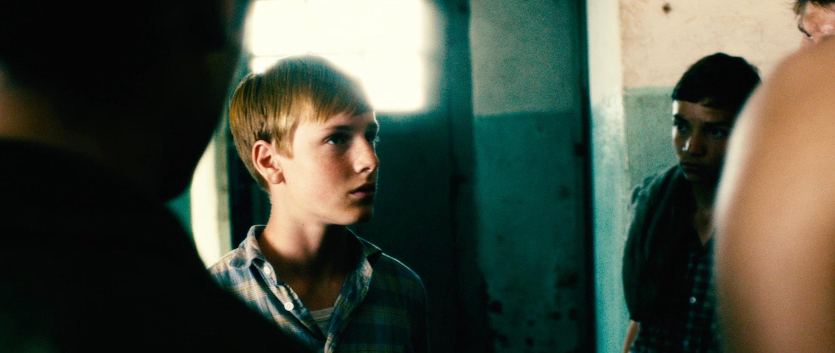 Freistatt Sanctuary - Wolfgang Sievers gespielt von Louis Hofmann - Regie Marc Brummund - Kamera Judith Kaufmann