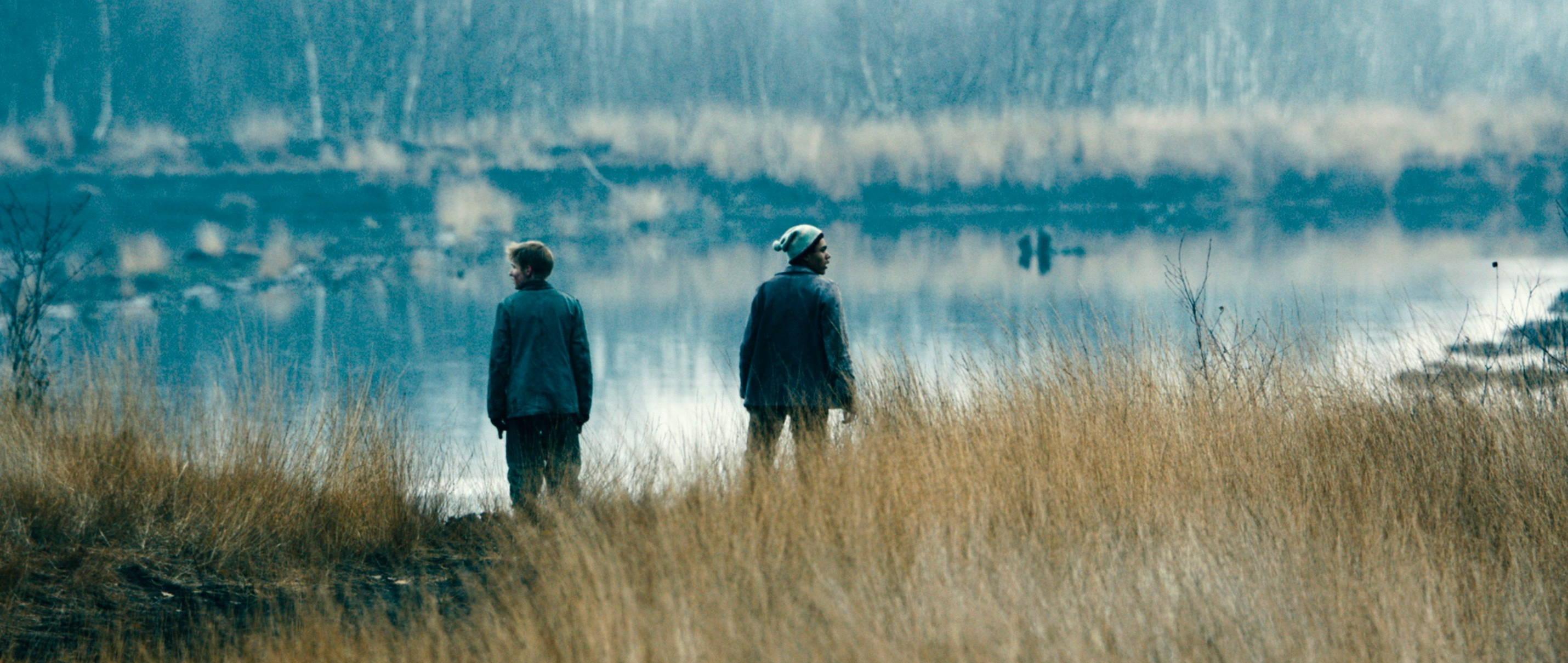 Freistatt Sanctuary - Wolfgang und Anton am Moor - Regie Marc Brummund - Kamera Judith Kaufmann
