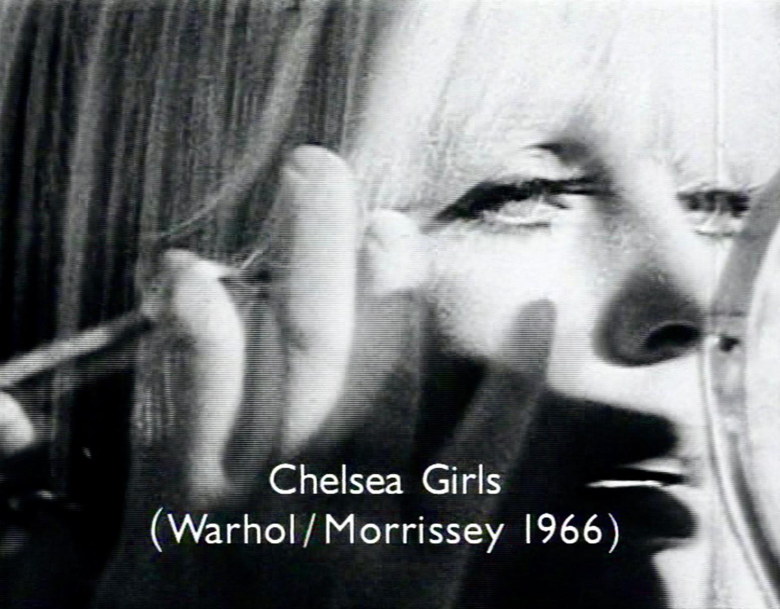 Nico Icon - Chelsea Girls - Regie Susanne Ofteringer - Kamera Judith Kaufmann
