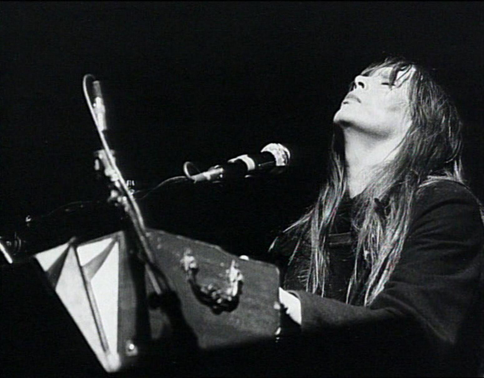 Nico Icon - Life on Stage - Regie Susanne Ofteringer - Kamera Judith Kaufmann