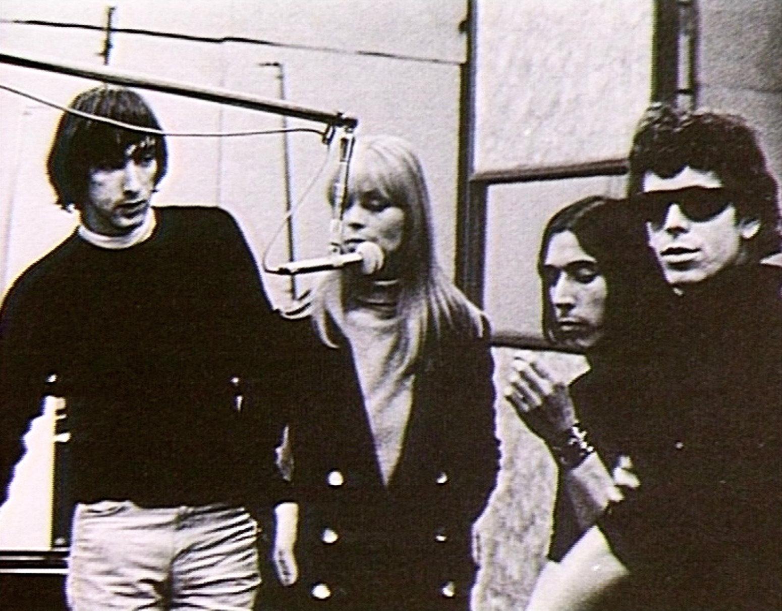 Nico Icon - Nico und Velvet Underground - Regie Susanne Ofteringer - Kamera Judith Kaufmann