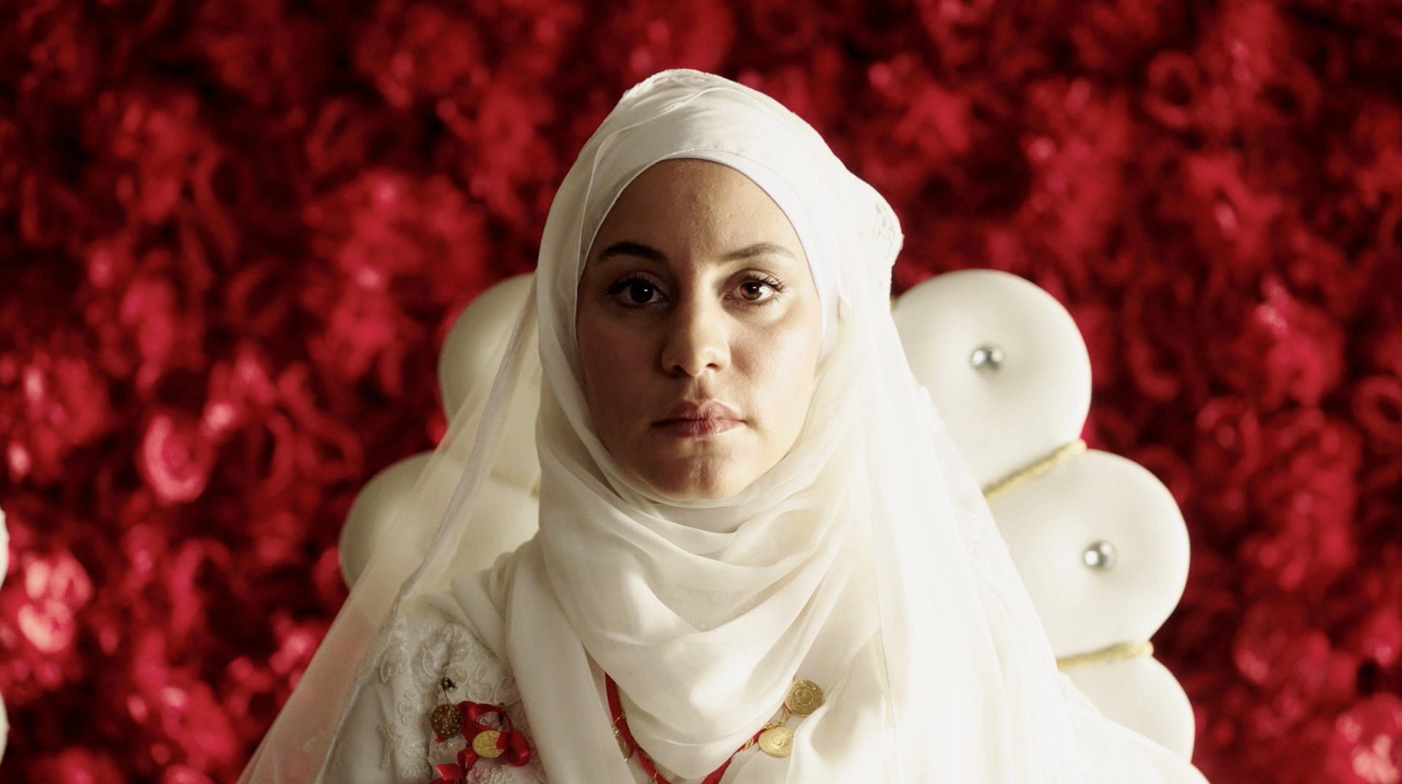 Nur eine Frau - A Regular Women - Aynur als Braut - Regie Sherry Hormann - Kamera Judith Kaufmann
