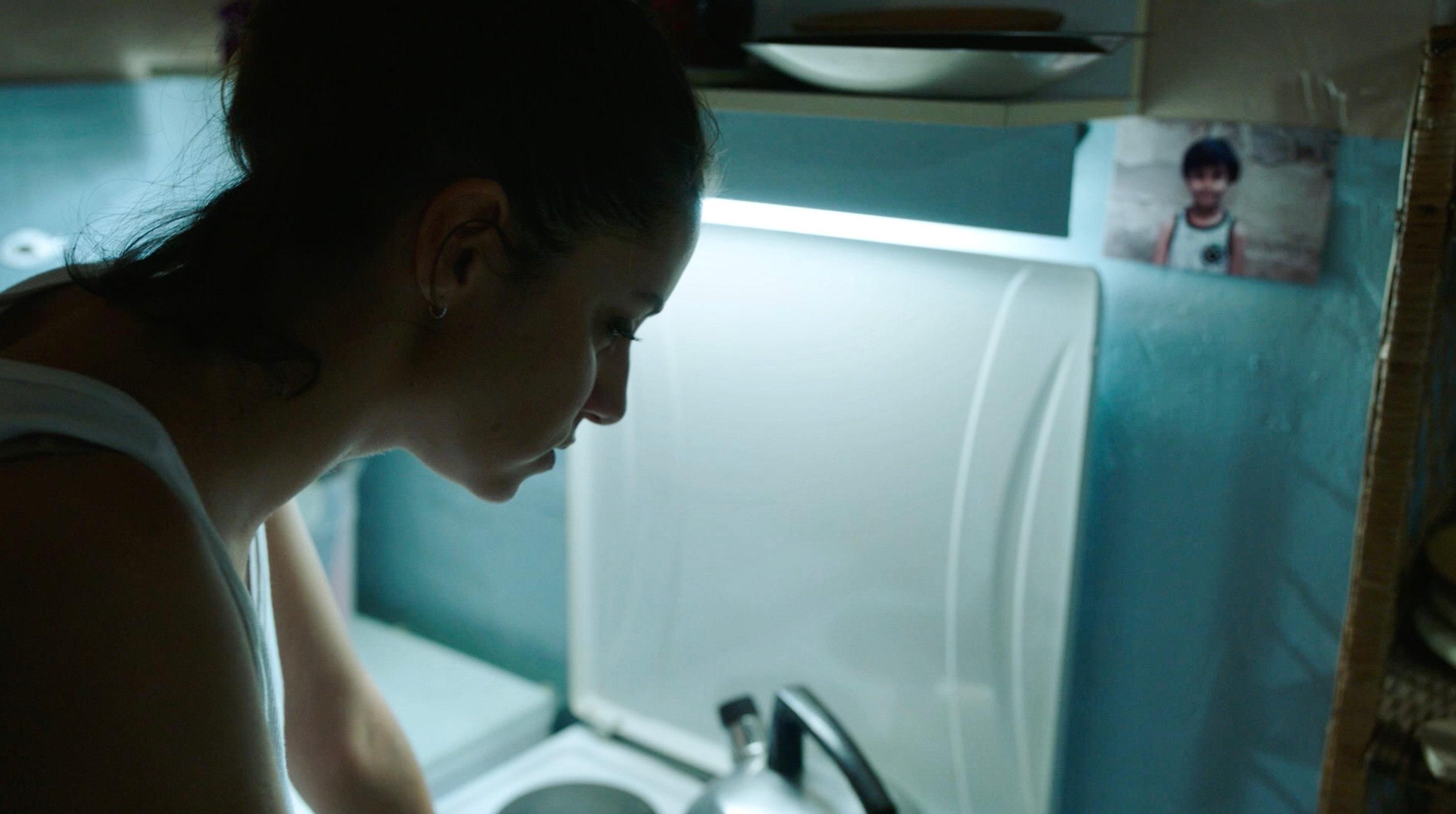 Nur eine Frau - A Regular Women - Aynur, gespielt von Almila Bagriacik - Regie Sherry Hormann - Kamera Judith Kaufmann