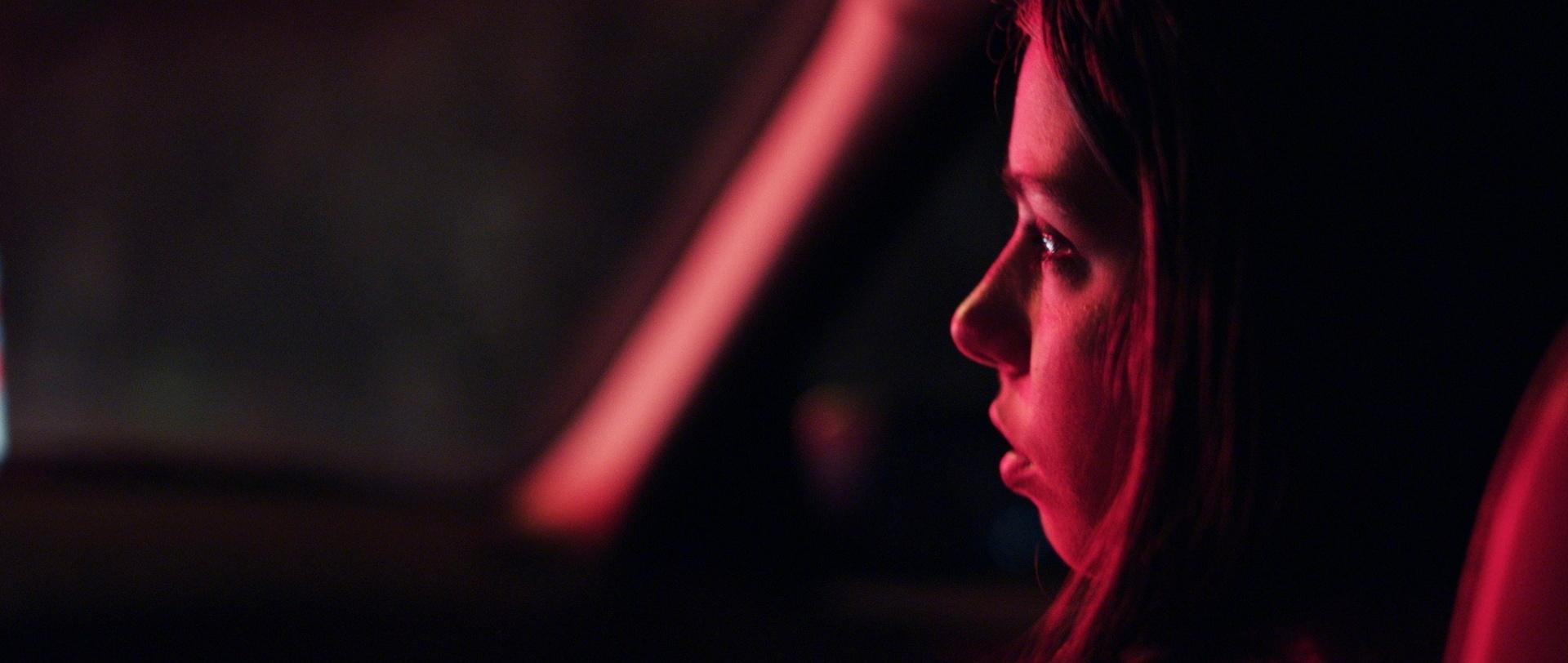 Traumland - Dreamland - Die Prostituierte Mia Nachts im Auto - Regie Petra Volpe - Kamera Judith Kaufmann
