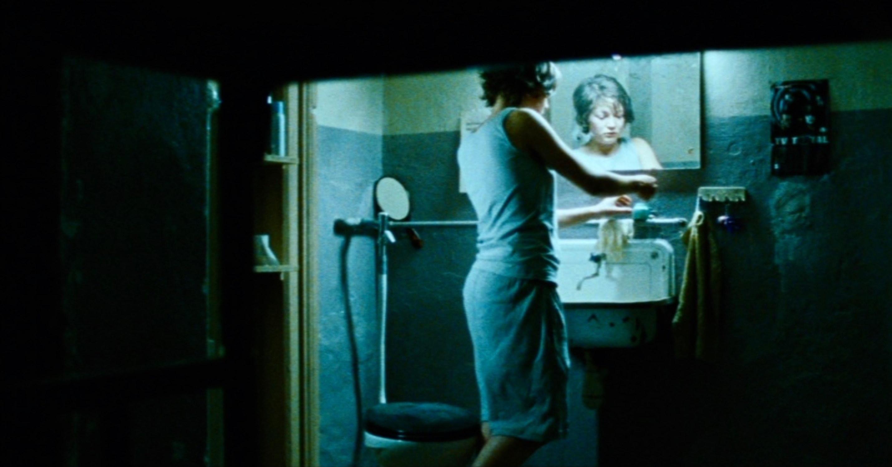 Vier Minuten - Four Minutes - Jenny stylt sich - Regie: Chris Kraus - Kamera Judith Kaufmann